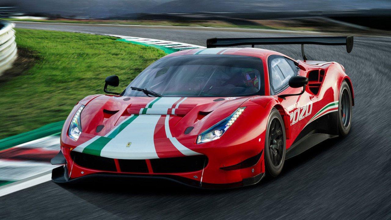 Ferrari 488 GT3 Evo: la firma italiana fortalece su programa GT3
