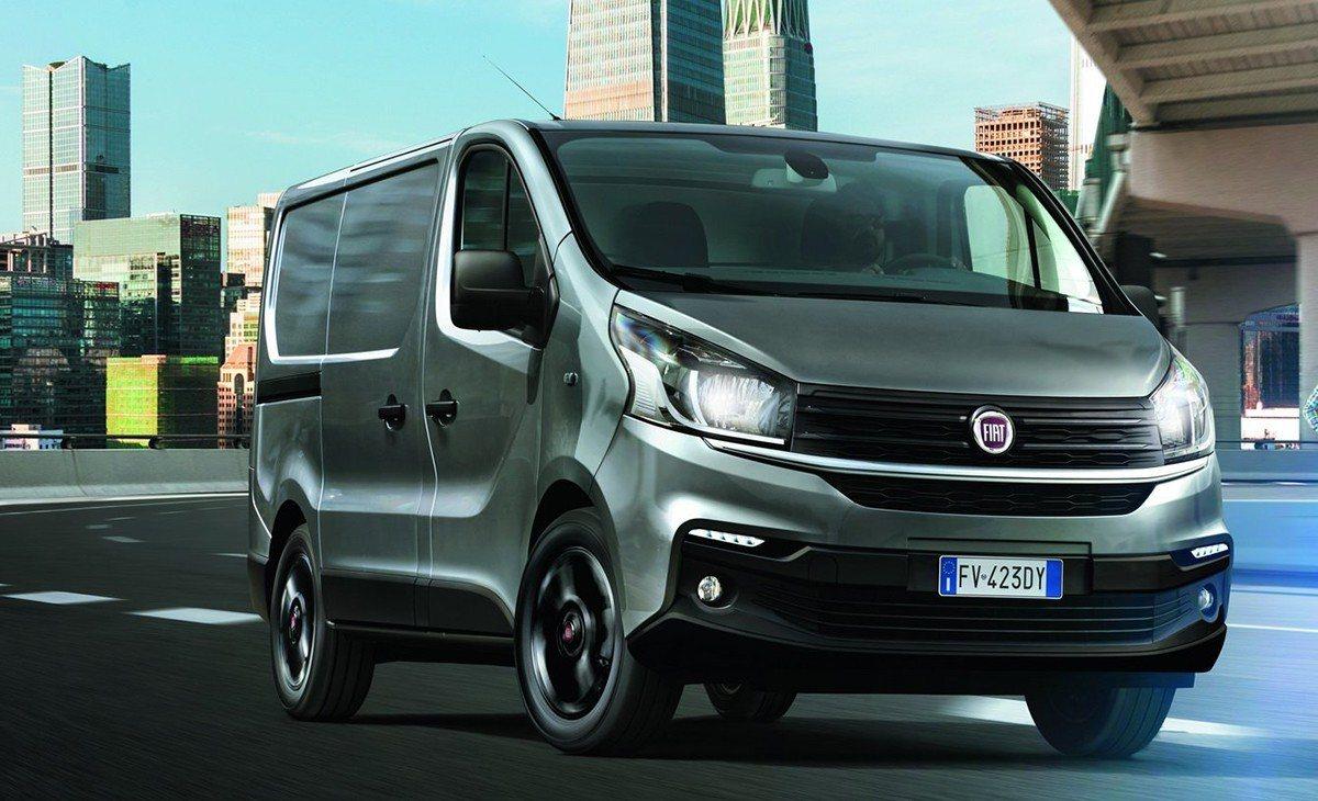 Fiat Talento 2020, más conectividad y novedades mecánicas