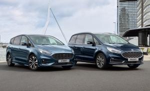 Ford presenta los nuevos Galaxy y S-Max 2020 con grandes novedades