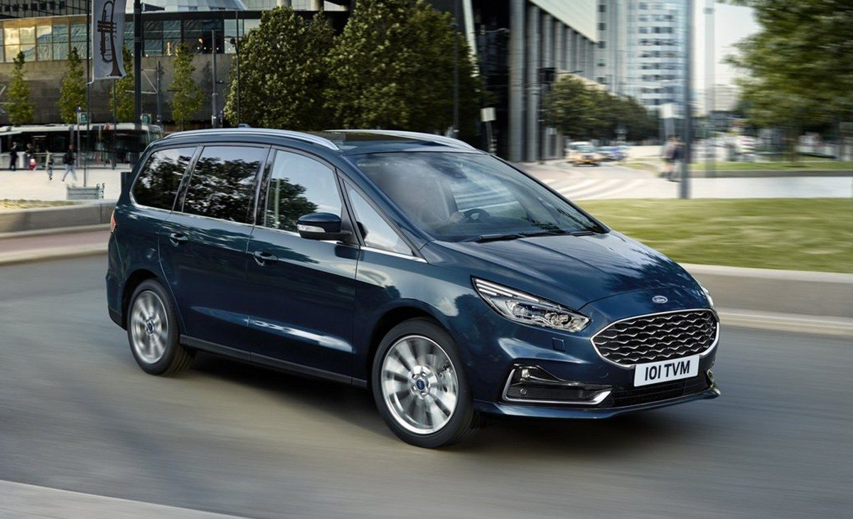 Ford Galaxy Facelift (2019) 6