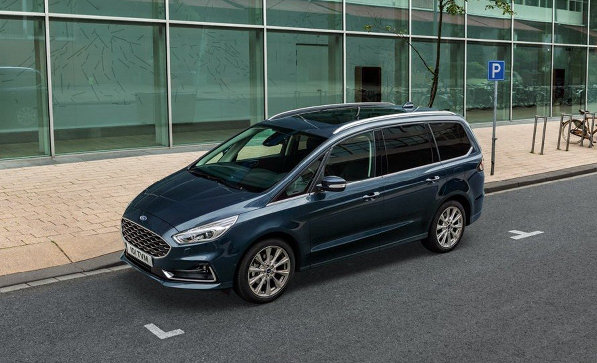 Ford Galaxy Facelift (2019) 9