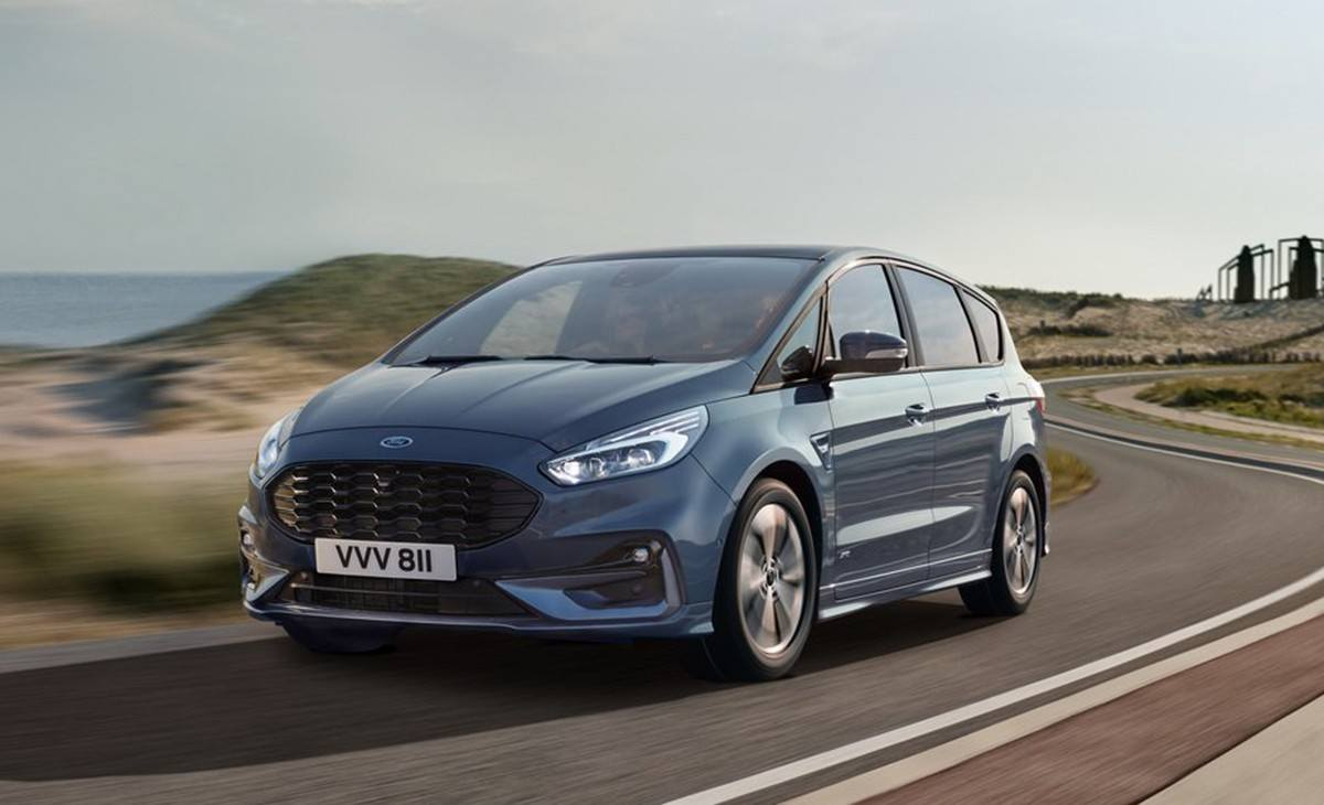 Ford S-Max Facelift (2019) 6
