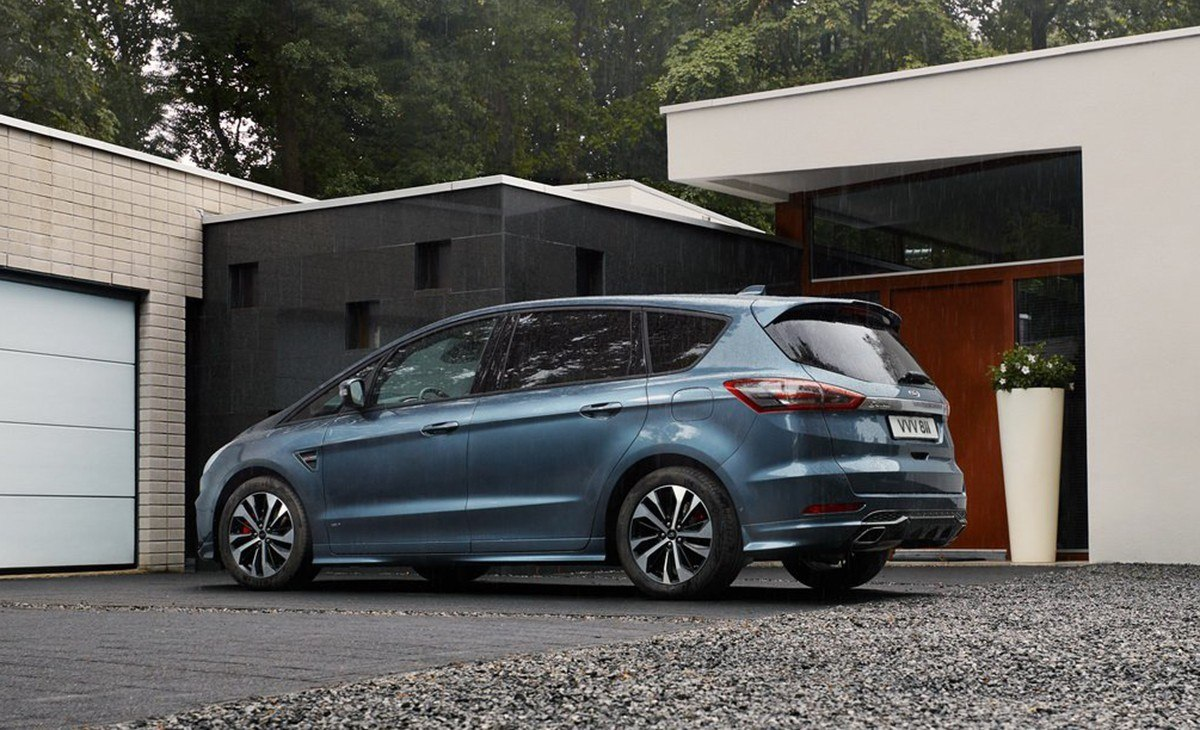 Ford S-Max Facelift (2019) 7