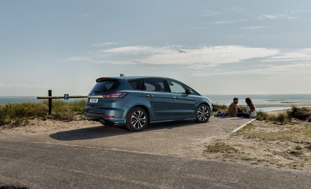 Ford S-Max Facelift (2019) 9