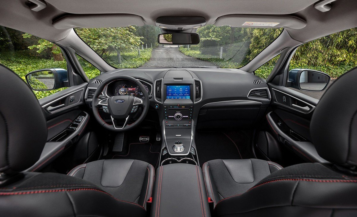 Ford S-Max Facelift (2019) 10