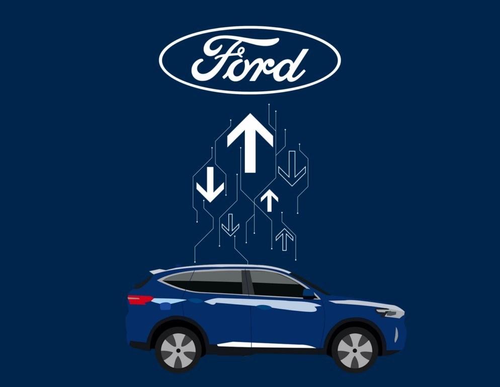 Los modelos 2020 de Ford en Estados Unidos contarán con actualizaciones por aire