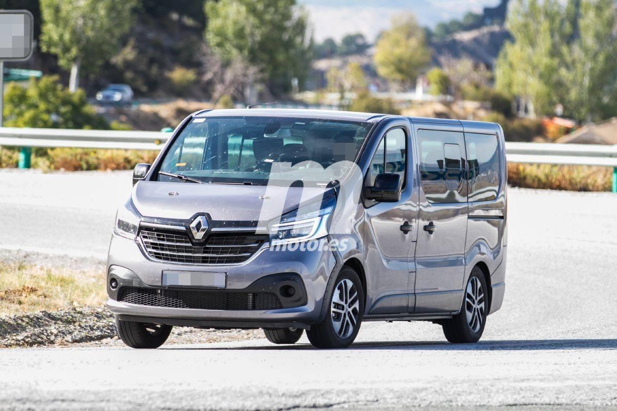 2021 Renault Trafic 7