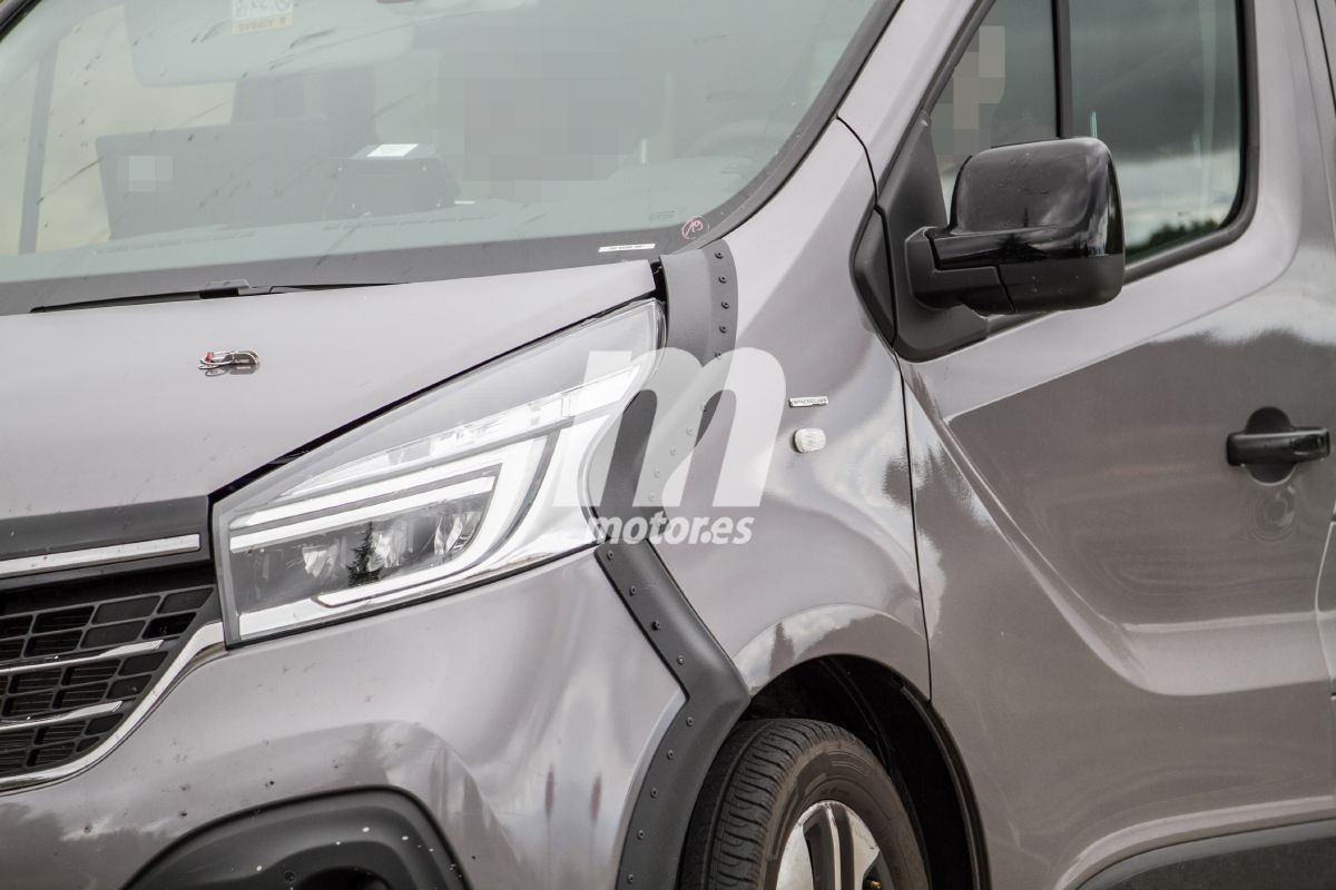 2021 Renault Trafic 14