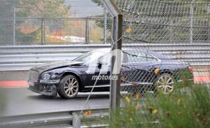 Prototipos de Bentley, BMW y Porsche, accidentados en Nürburgring