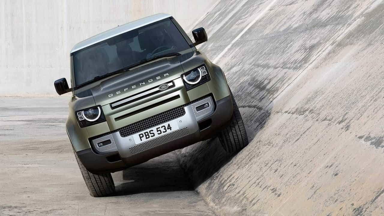 El futuro Land Rover Defender SVR estrenará un potente motor de BMW