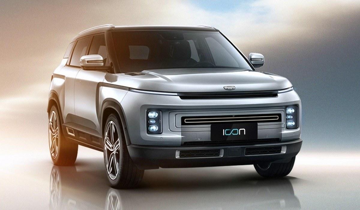Geely Icon, la marca china estrena nuevo B-SUV con un diseño moderno por dentro y fuera