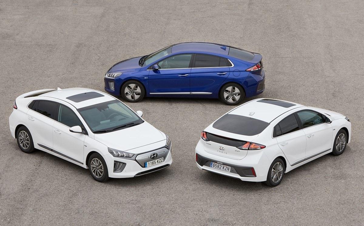 Hyundai apuesta por una gama electrificada e hidrogenada