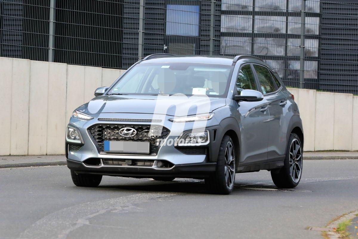 Hyundai comienza los primeros ensayos del futuro Kona N previsto para 2021