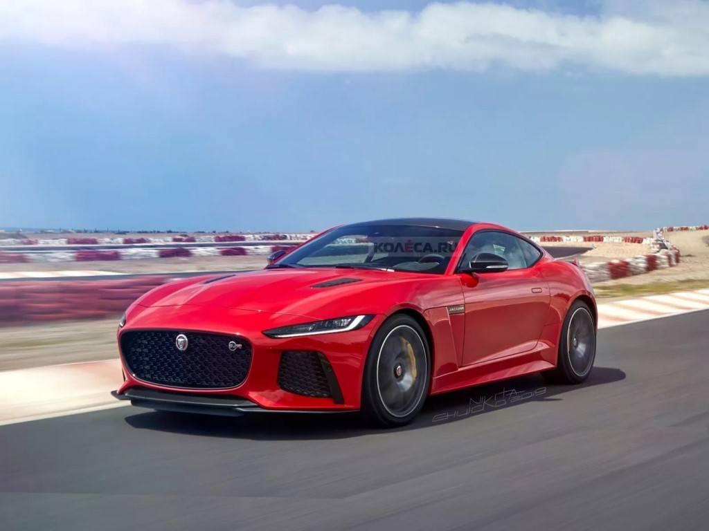 La nueva generación del Jaguar F-Type 2021 ofrecerá un diseño más agresivo y deportivo