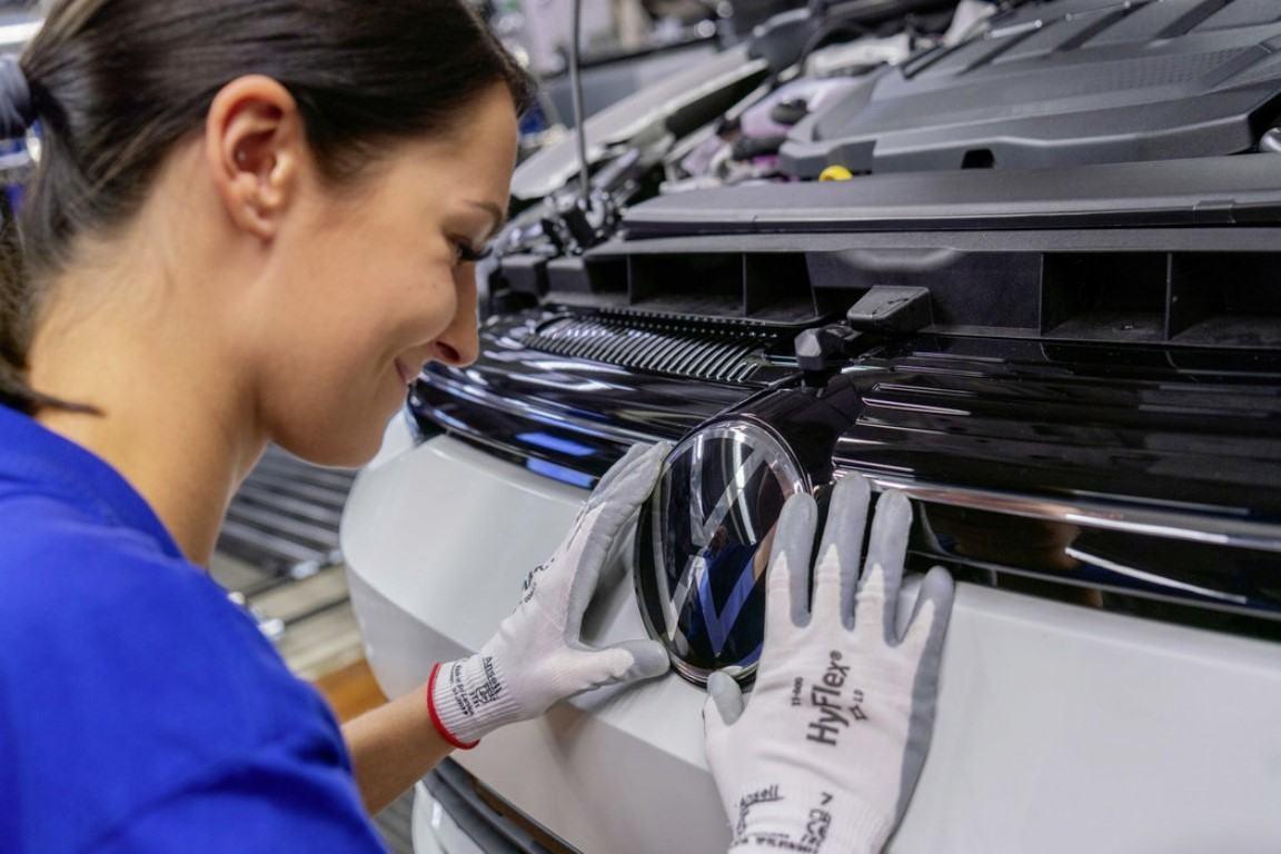 La producción del nuevo Volkswagen Golf 2020 ha comenzado, llegará en diciembre
