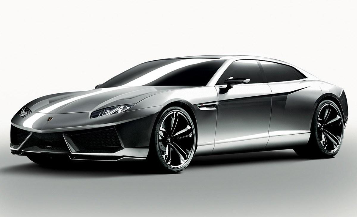 El primer coche eléctrico de Lamborghini será un GT de cuatro plazas