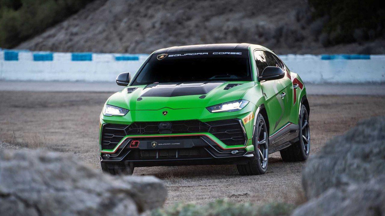 Lamborghini Urus ST-X: un SUV a la conquista de circuitos