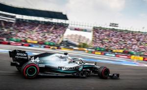 Hamilton se lleva la victoria de México pero no el título mundial