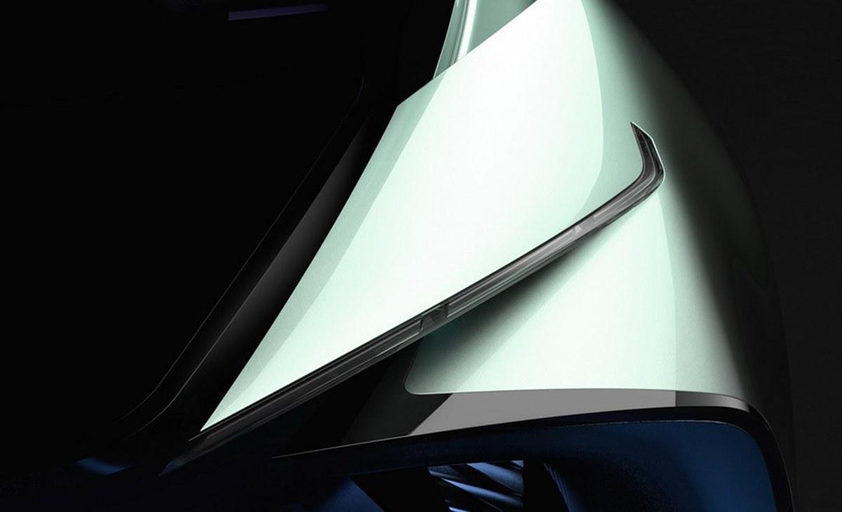 Lexus adelanta el concept car que presentará en el Salón de Tokio 2019