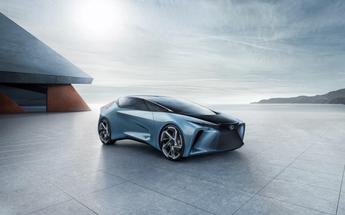 Lexus LF-30 Electrified, adelantando un deportivo eléctrico de grandes prestaciones