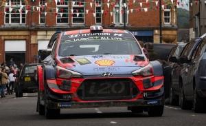 Lista de inscritos del Rally RACC de Catalunya del WRC 2019