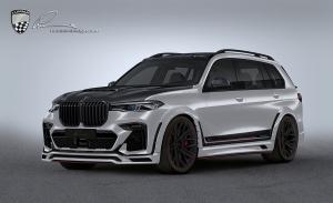 Lumma Design hace del BMW X7 un SUV más radical y extremo