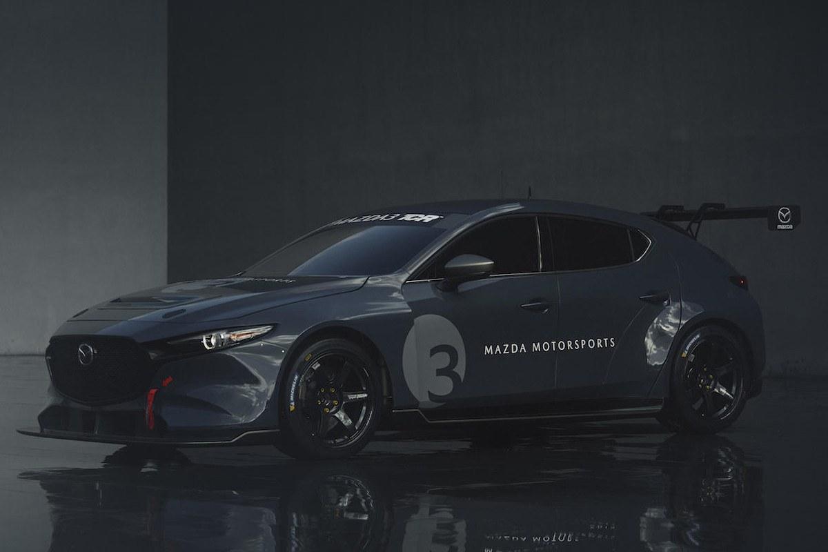 Mazda amplía su proyecto deportivo con el nuevo Mazda3 TCR