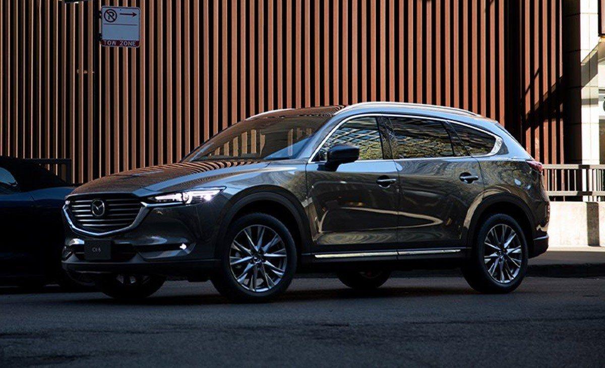 Mazda CX-8 2020, el SUV japonés se pone al día con importantes novedades