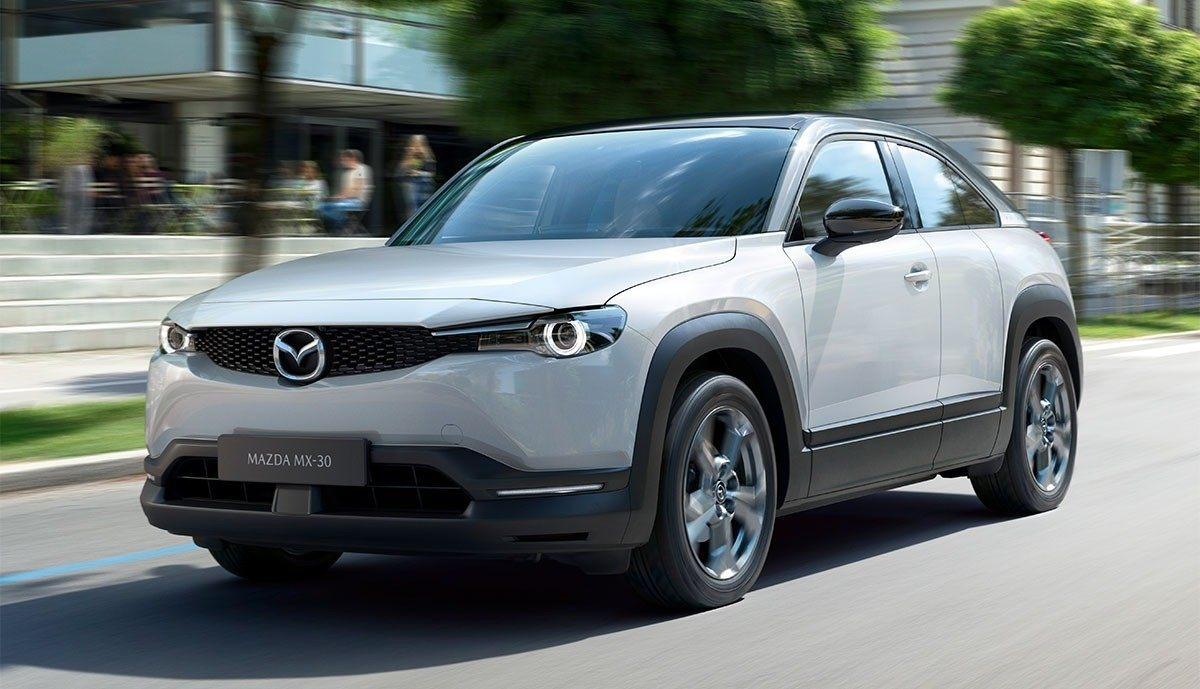El nuevo Mazda MX-30 eléctrico llegará en 2020 a Alemania donde ya tiene precios