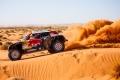 Sainz gana la tercera etapa en Marruecos tras el día aciago de Alonso