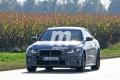 Nuevas fotos espía muestran los rasgos de producción en el nuevo BMW i4