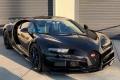 El primer Bugatti Chiron en fibra de carbono vista al completo