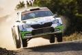 Cinco pilotos buscarán la victoria en WRC2 Pro en el Rally de Gales