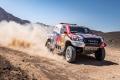 De Villiers y Haro conquistan el Rally de Marruecos, Sainz y Cruz entran remolcados