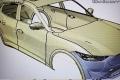 Una filtración desvela el diseño del nuevo Ford Mach E, el SUV eléctrico