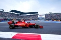 Vettel confirma las sospechas del buen rendimiento de Ferrari en México