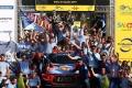 Hyundai acelera el paso en la lucha por el título de marcas del WRC
