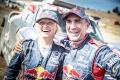El matrimonio Peterhansel hace historia al ganar la Copa del Mundo de Cross-Country