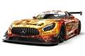 Mercedes-AMG competirá en la FIA GT World de Macao con cuatro GT3
