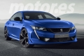 Peugeot 508 Peugeot Sport Engineered, la berlina híbrida deportiva que llega en 2021