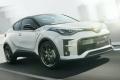 El Toyota C-HR estrena el acabado GR Sport en Japón