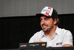 """Alonso: """"Creo que después del Dakar volveré a preparar la Indy 500"""""""