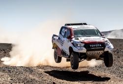 """Alonso evalúa su Rally de Marruecos: """"Quedan muchas cosas por mejorar"""""""