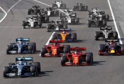 Así ha evolucionado el top 6 de la era híbrida tras 17 Grandes Premios