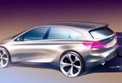 BMW i2, el monovolumen Active Tourer tendrá variante eléctrica en 2023