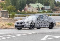 BMW M confirma la veracidad de las filtraciones del nuevo M3 G80