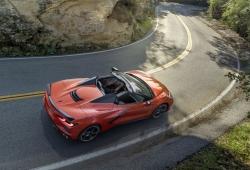 El nuevo Chevrolet Corvette Stingray Convertible 2020 ya es oficial