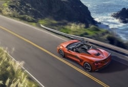 El nuevo Chevrolet Corvette Stingray Convertible en su primer vídeo