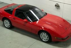 Un concesionario pone a la venta un Chevrolet Corvette ZR1 de 1991… ¡a estrenar!