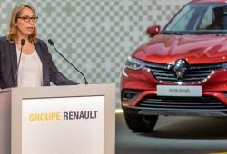 Clotilde Delbos admite que Renault se está replanteando su futuro en la F1